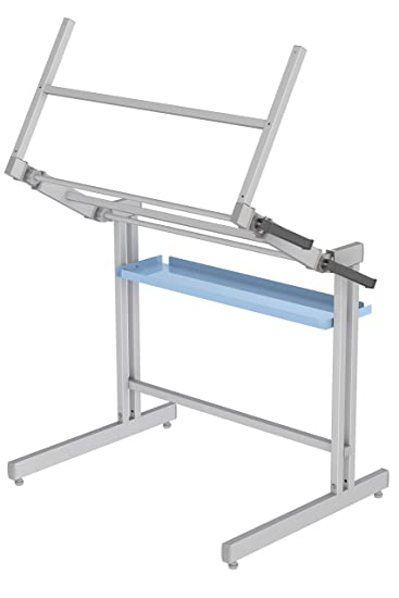 Drafting Table with board ( Angle Adjustable )