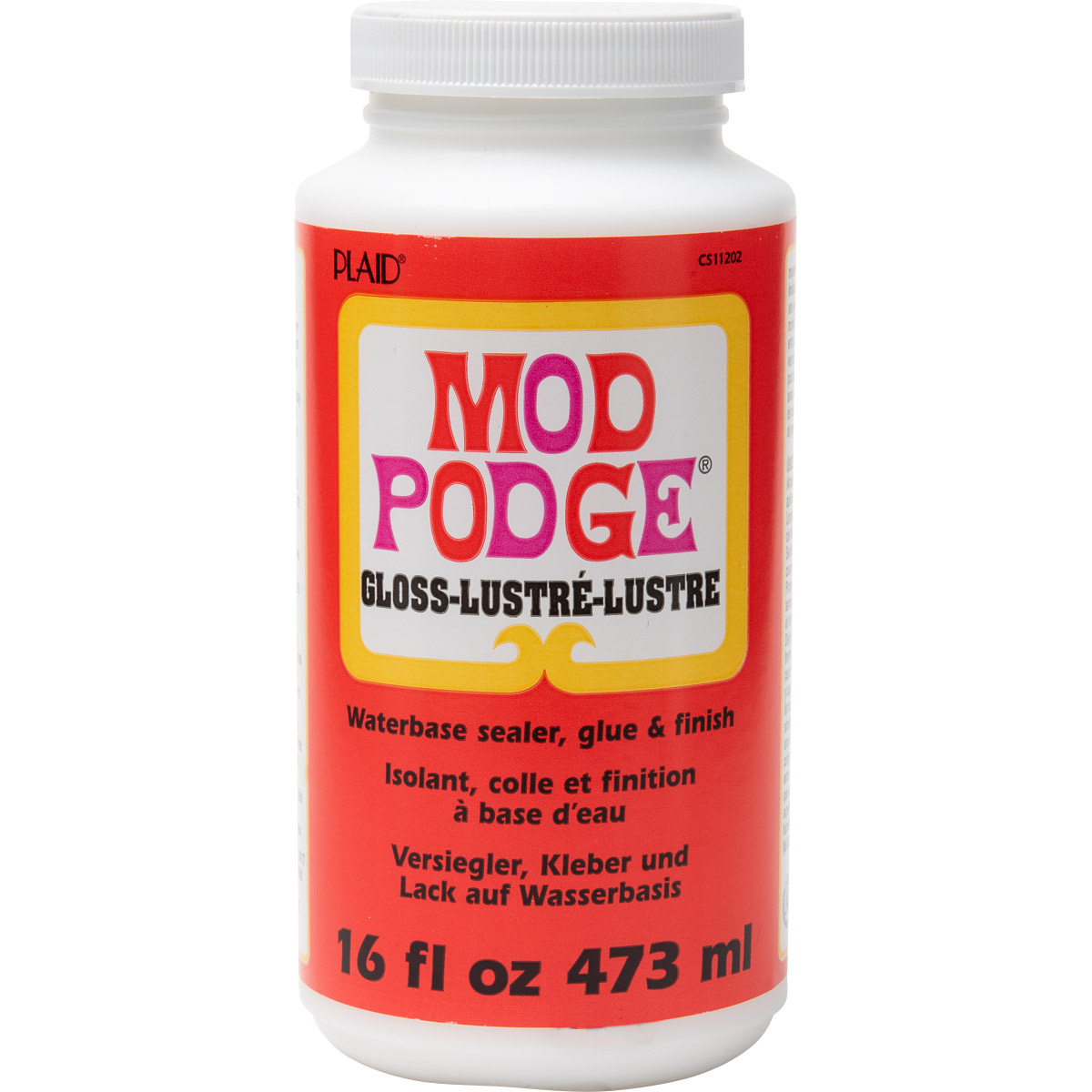 Plaid Mod Podge, Gloss, 16 oz.