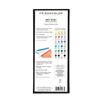 PrismaColor ART STIX Woodless Colored Pencils 24-Set