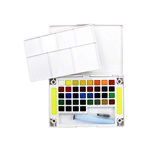 Sakura XNCW-36N Koi Watercolor Field 36 Color Sketch Set Pocket Sketch Box