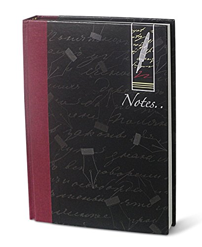 Nightingale Office Series Notebook - 192 Pages, A Design, A6