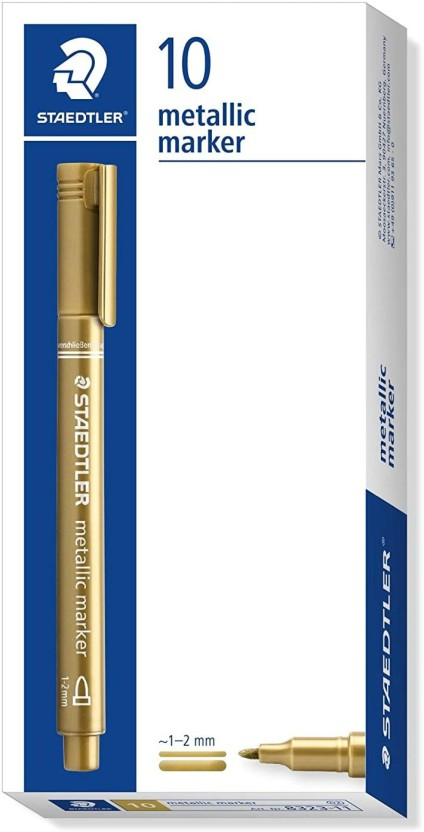 Staedtler 8323-11 Metallic Marker  (Single)
