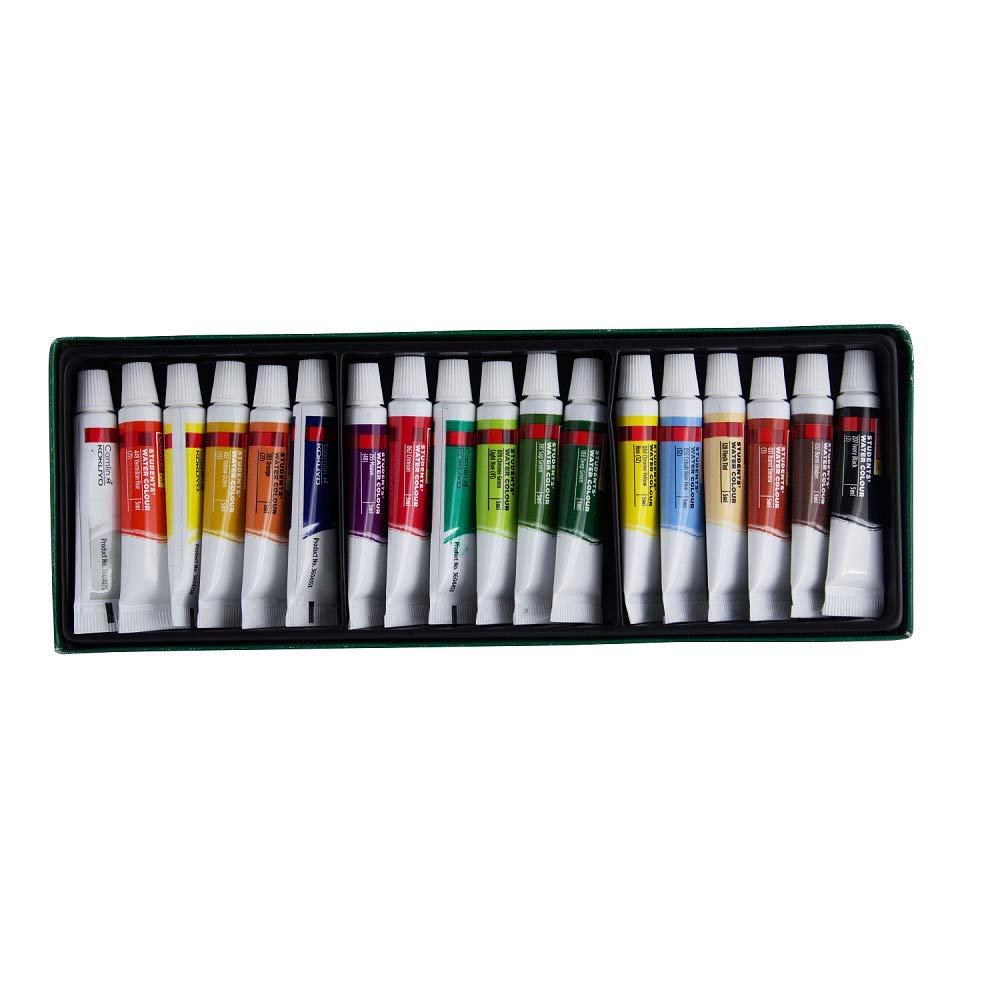 Camel Student Water Color Tube - 5ml Tubes, 18 Shades