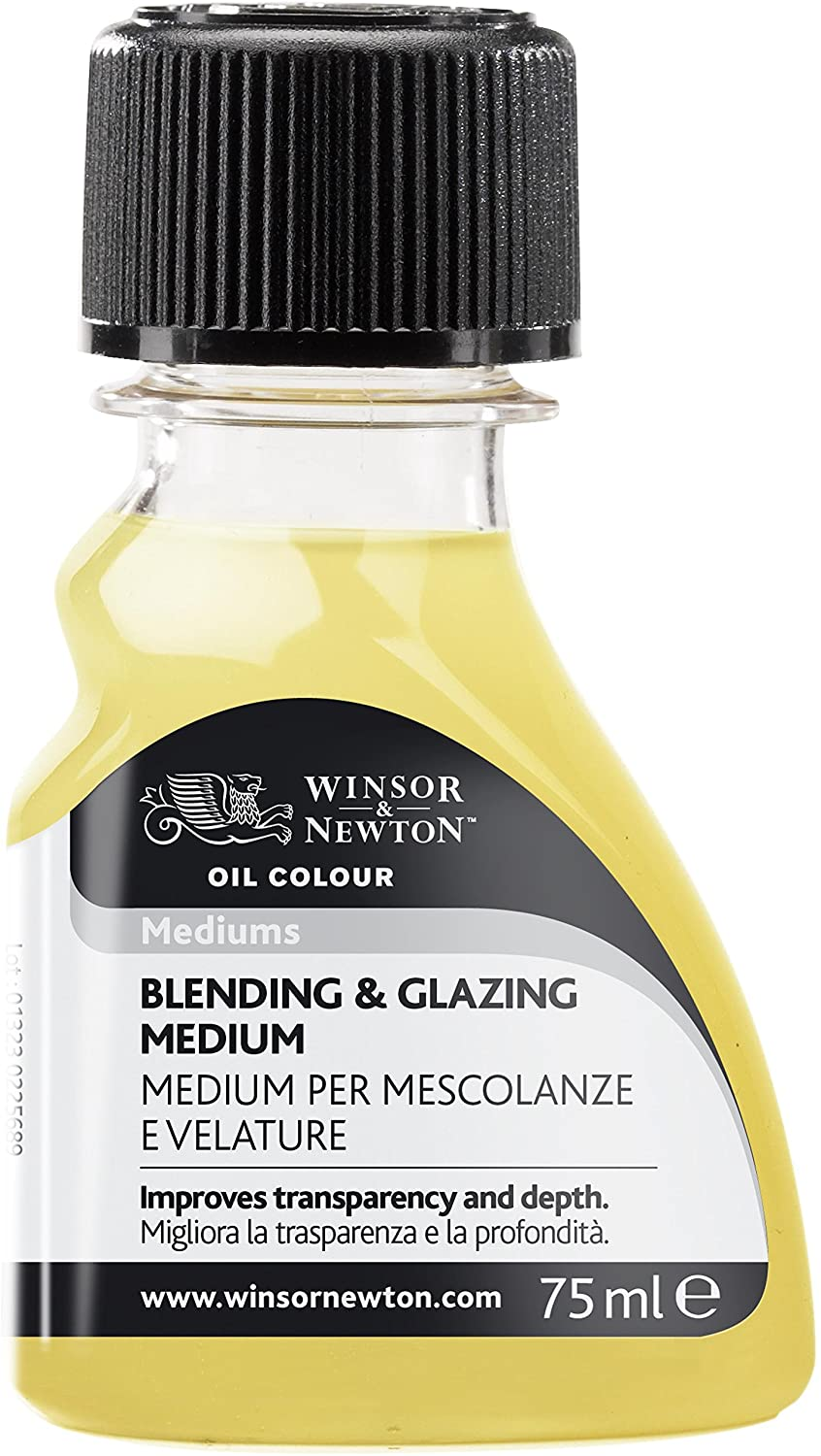 Winsor & Newton Blending & Glazing Medium, 75ml