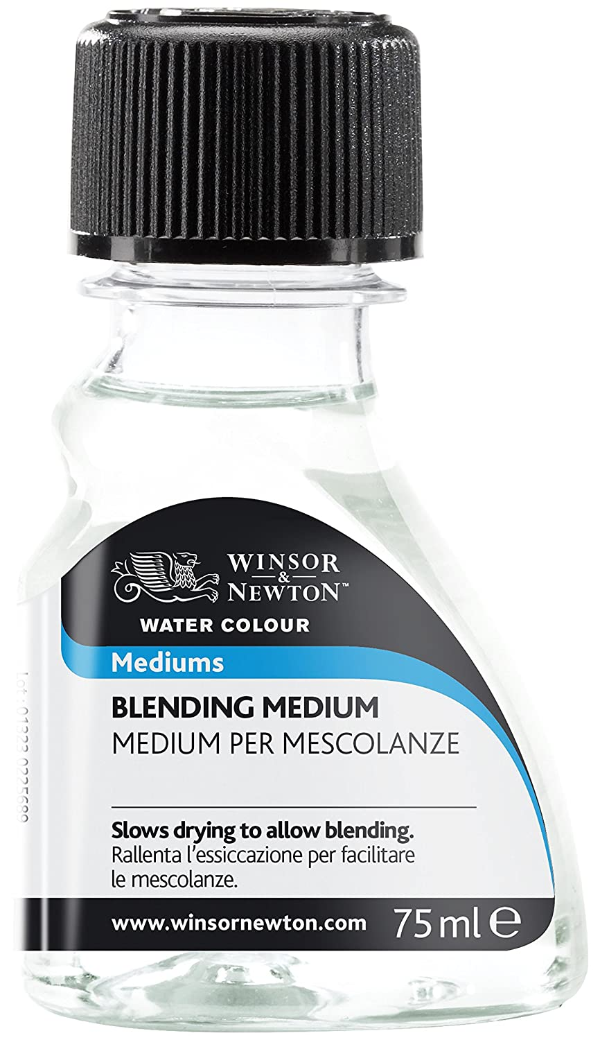 Winsor & Newton Water Color Blending Medium, 75ml