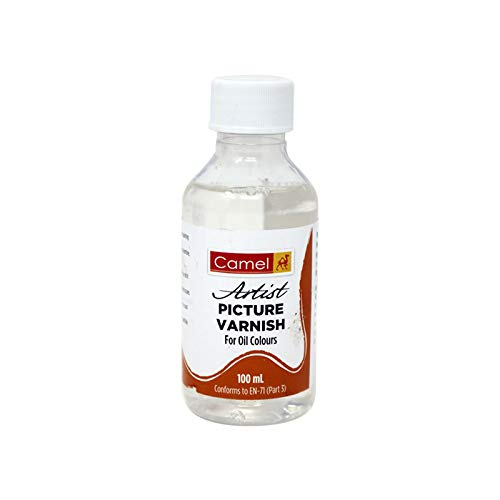 Camlin Kokuyo Picture Varnish 100 ml