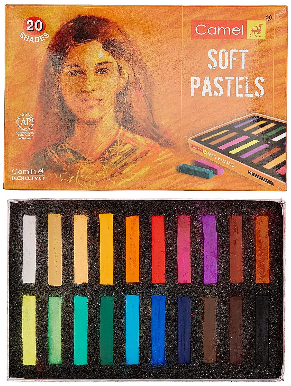 Camel soft pastels 20 shades