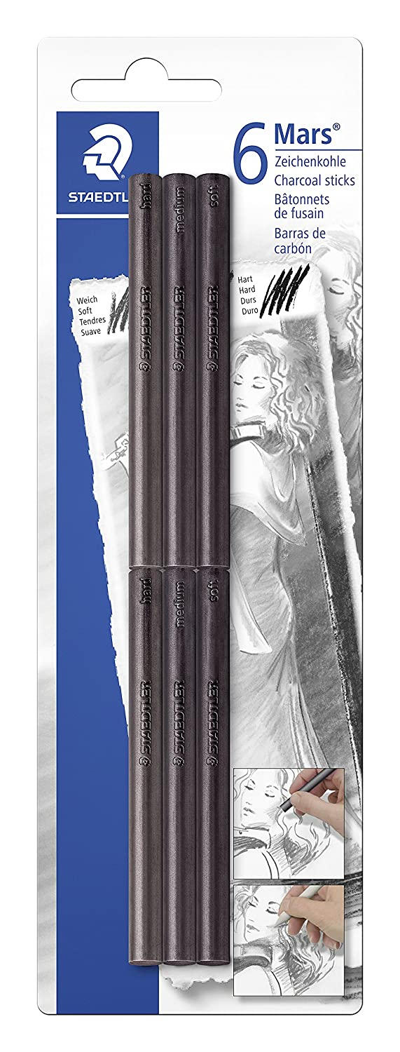 Staedtler Mars Charcoal Sticks