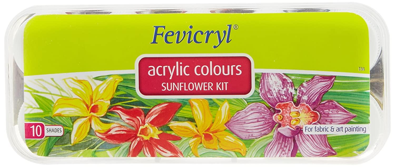 Fevicryl Sunflower Kit (150 ml)