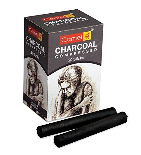 Camel Compressed Charcoal Sticks (Single)