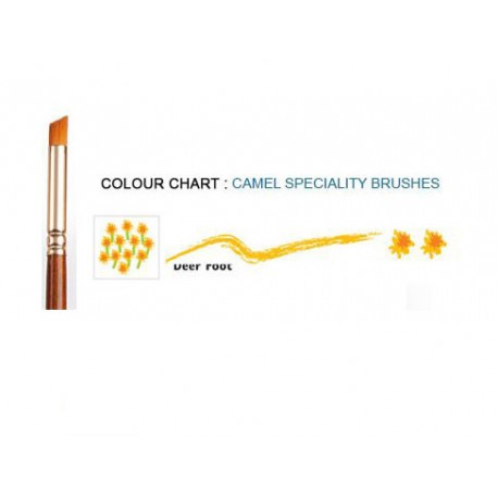 Camlin Hobby Speciality Brushes - Deer Foot