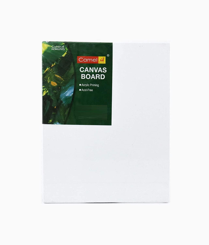 Camel Kokuyo Canvas Board - 30cm x 40cm