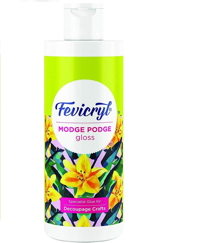 Pidilite Fevicryl Modge Podge Gloss , 120 ml