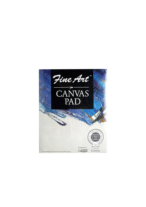 Fine Art Canvas Pad (8'x10')