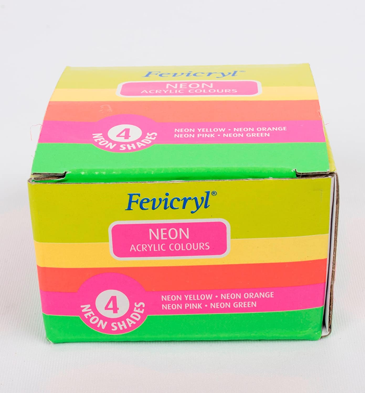 Pidilite Fevicryl Neon Colour Kit