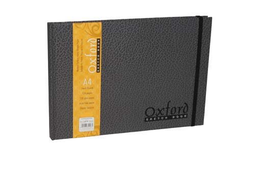 Anupam Oxford Sketch Book (Hb)- 128 Pages, A4