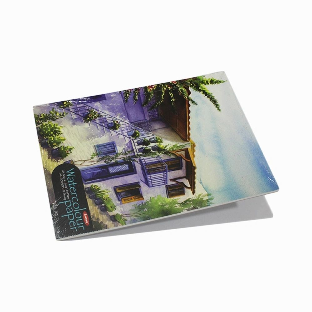 Anupam Watercolour Paper 300gsm A4 12 sheet