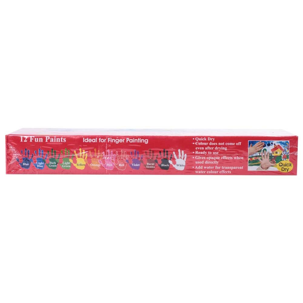 Faber - Castell Tempera Fun Paints 10ml (Pack of 12)