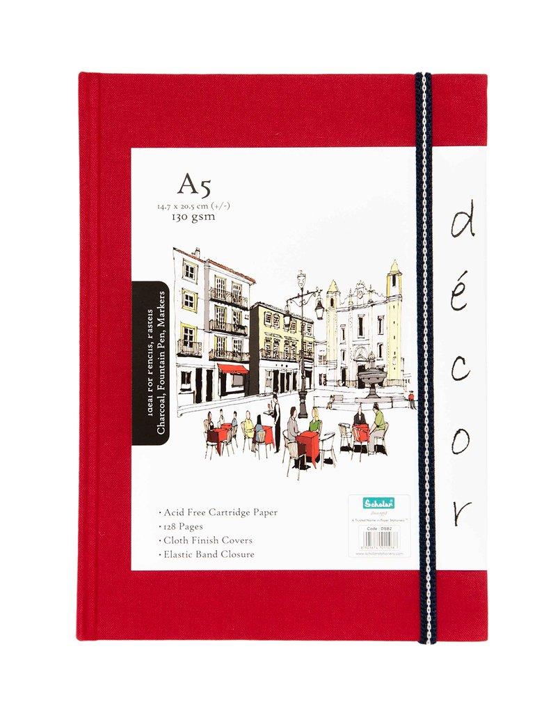 Scholar A5 DECOR SKETCH BOOK (DSB2-A)