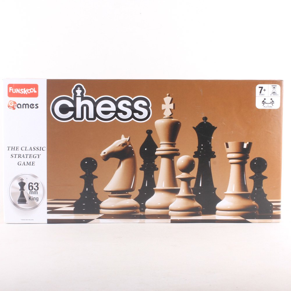 Funskool Chess-The Classic Strategy Game