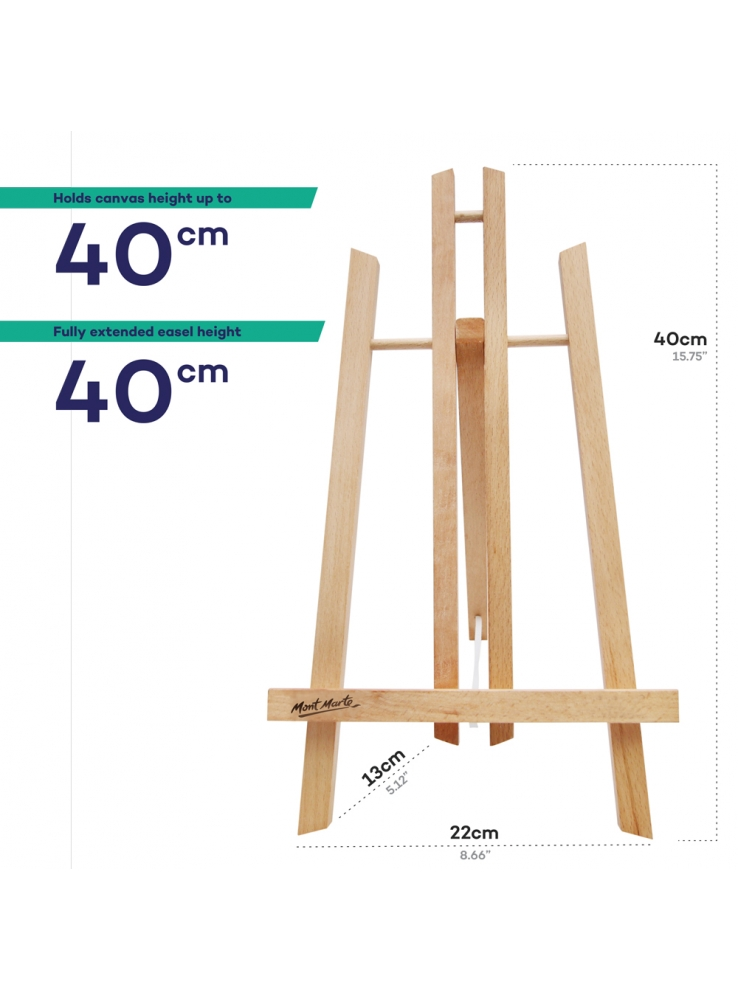 Mont Marte Mini Signature Tabletop Display Easel