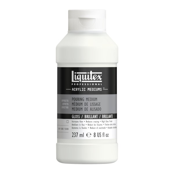 Liquitex Fluid Pouring Medium 237ML