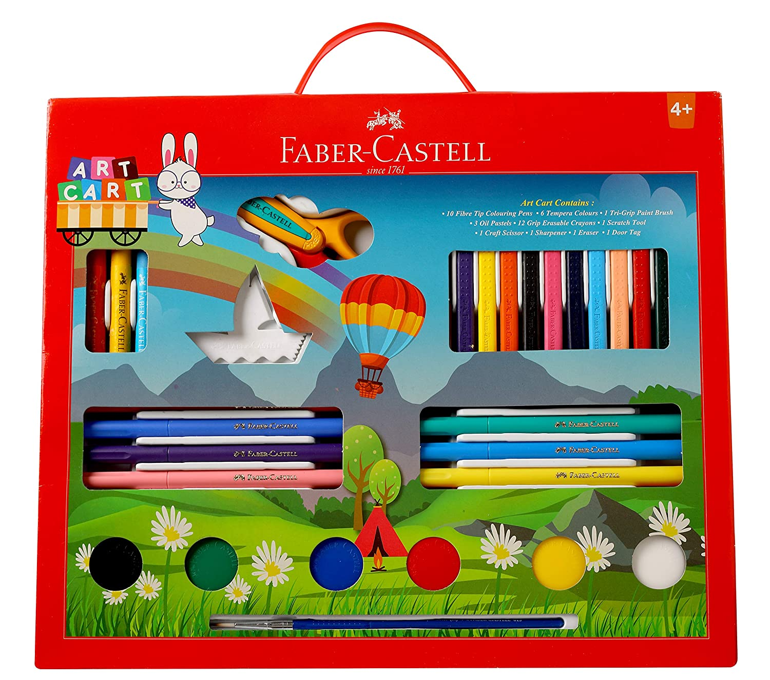 Faber-Castell Art Care Kit (Multicolor)
