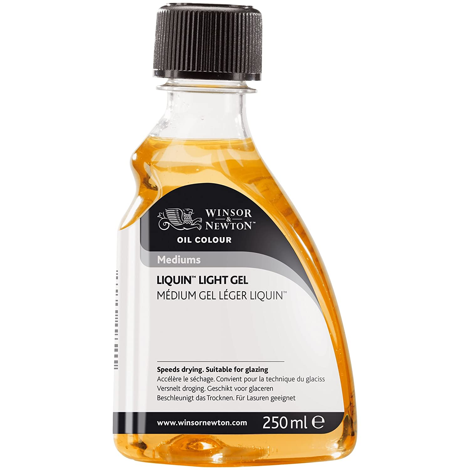 Winsor & Newton Liquin Light Gel Medium, 250ml
