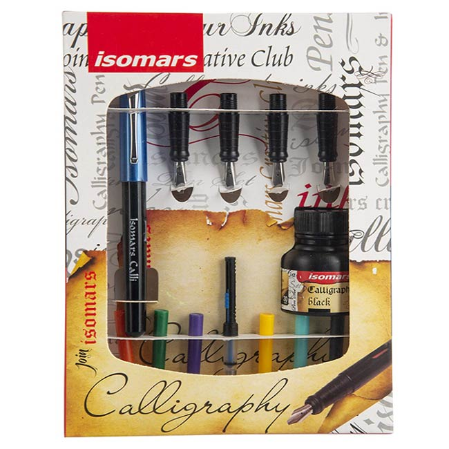 Isomars Calligraphy Pen Set CP100 for English