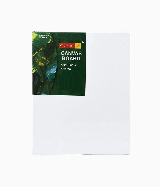 Camel Canvas Board - 40cm x 50cm