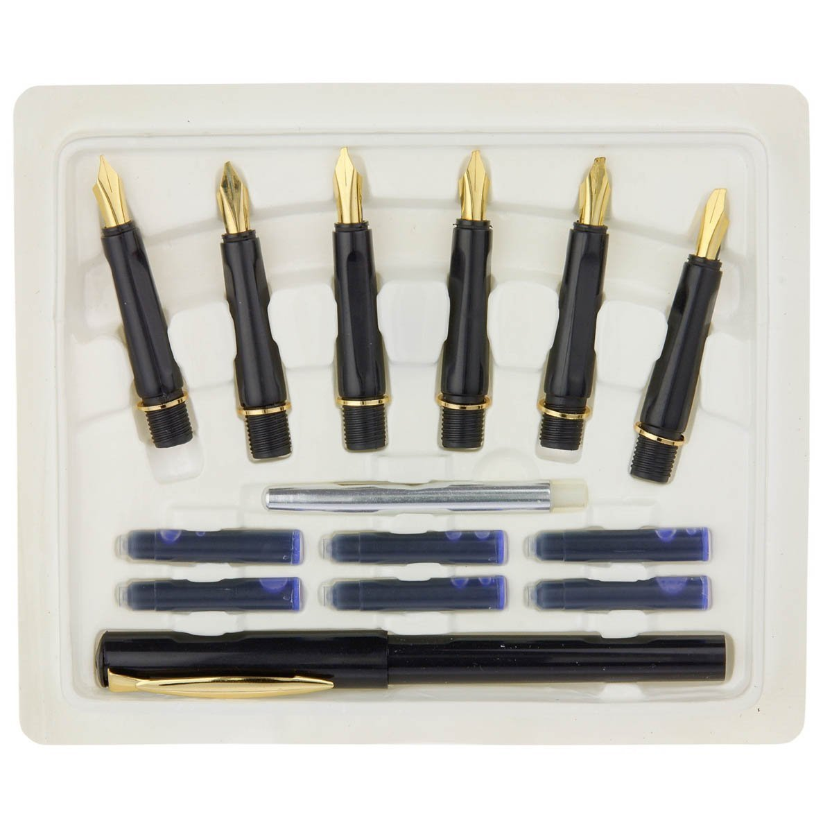 Sky Glory Caligraphy Pen 6 set