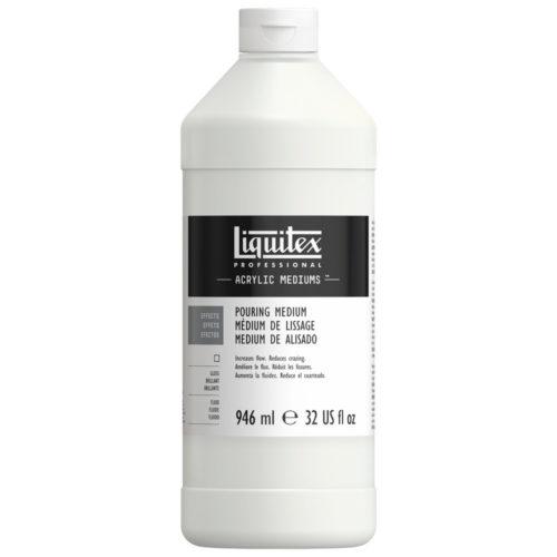 Liquitex Medium Pouring 946 ml