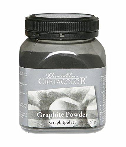 Cretacolor Graphite Powder 150G Jar