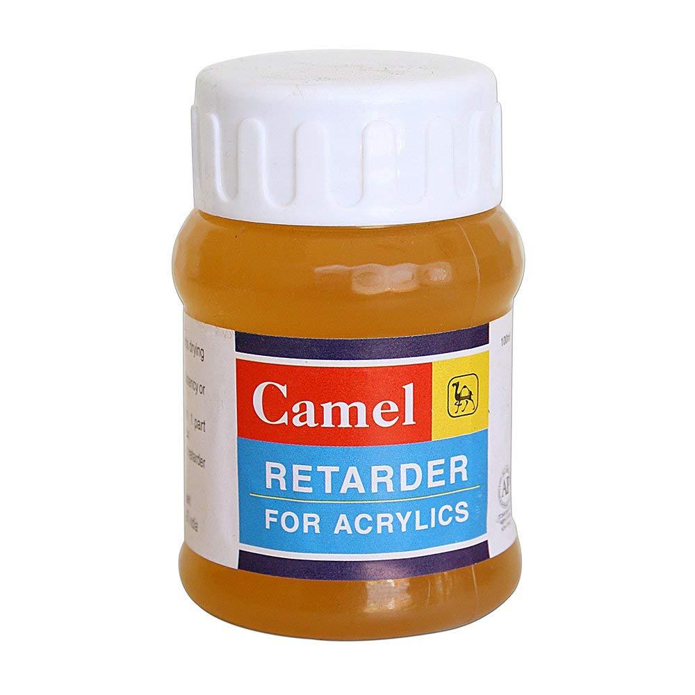 Camel Acrylic Paint Retarder (100ml)