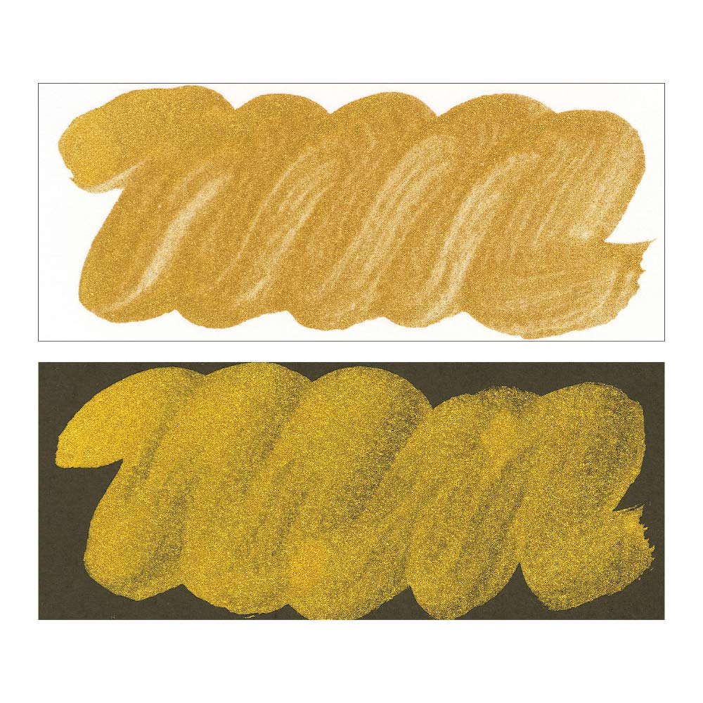 Zig Gold Mica Ink 60ML