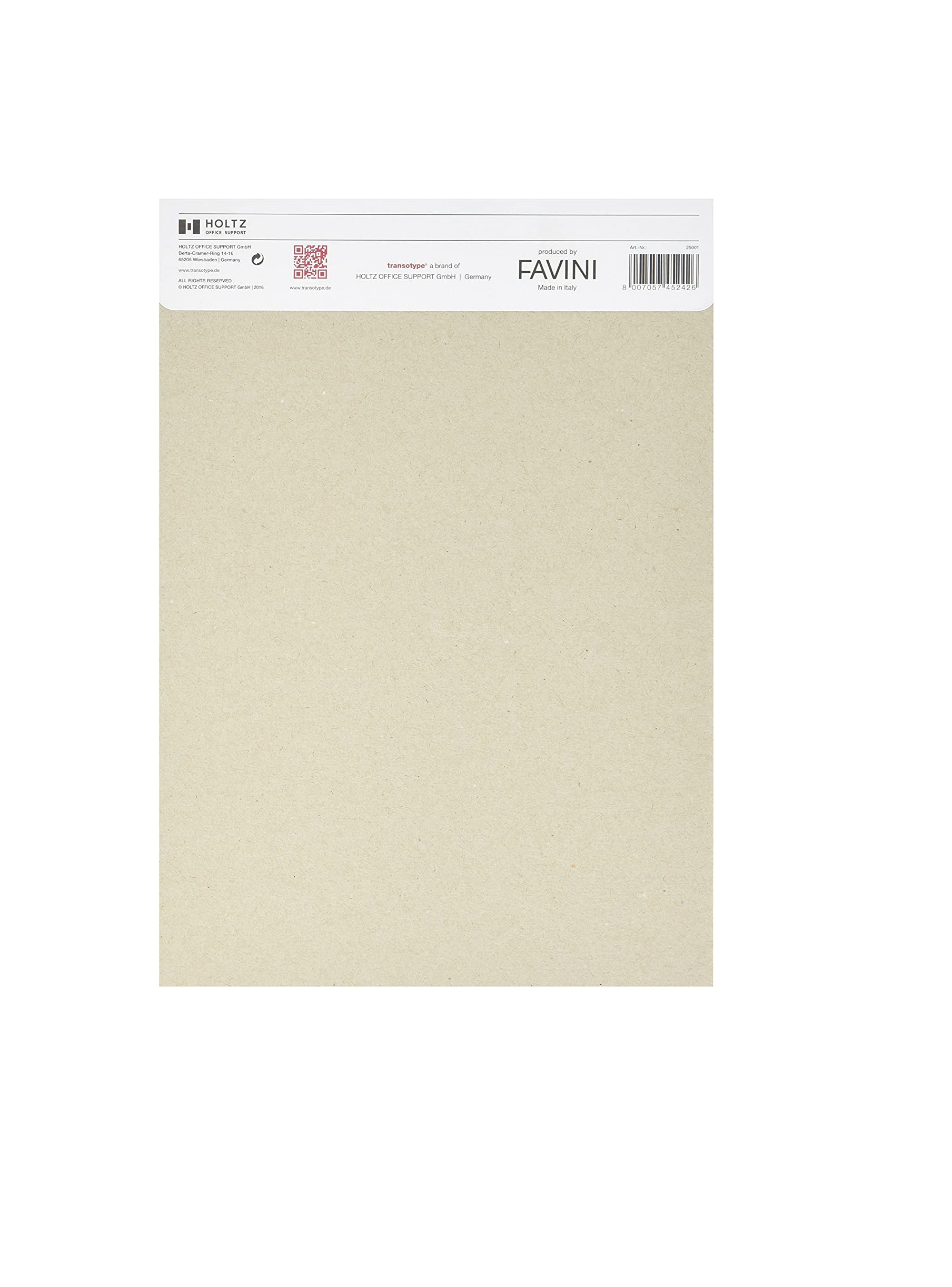Transotype Bleed Proof Alcohol Marker Pad, A4, 50 Sheets