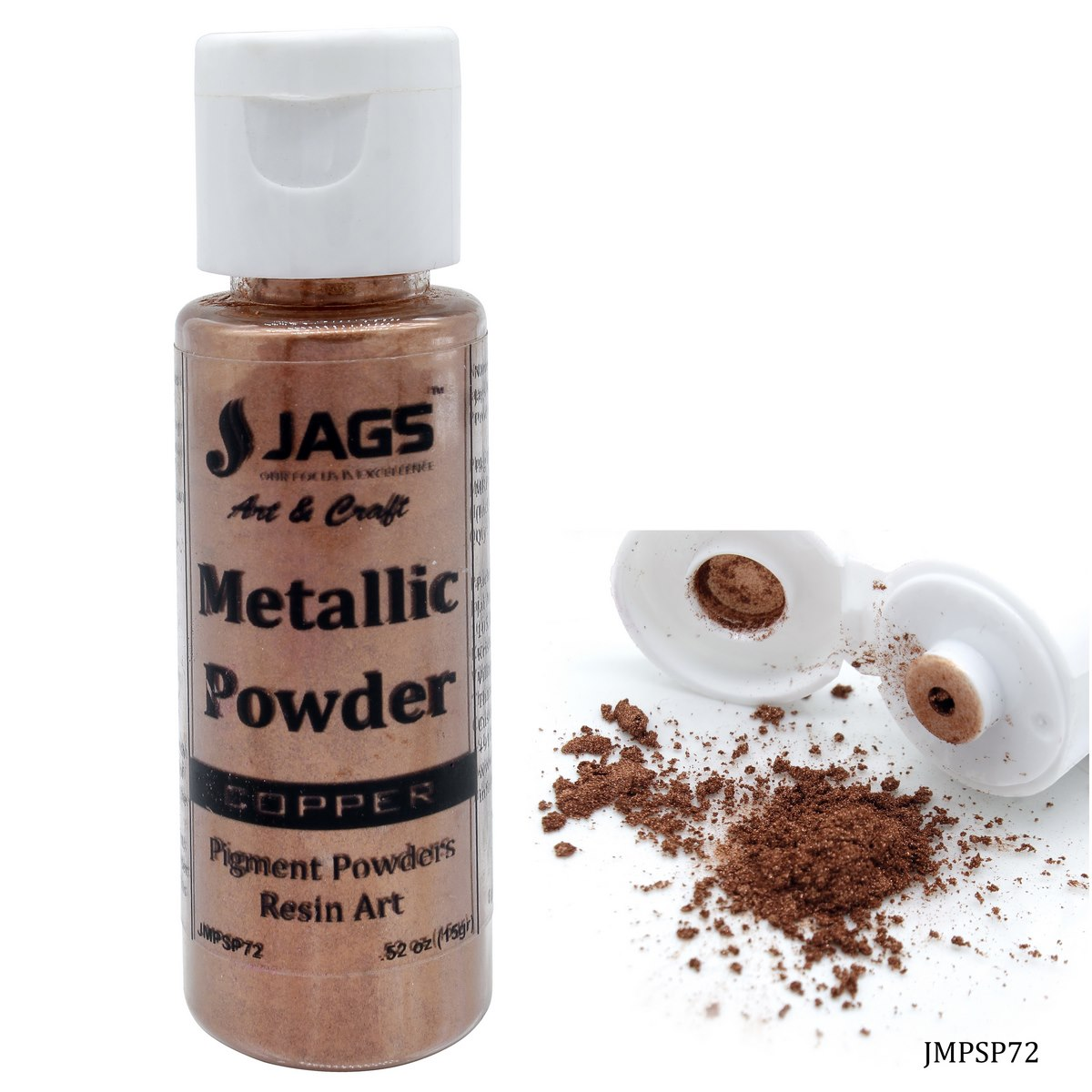 Jags Metallic Powder Copper 15Gms JMPSP72