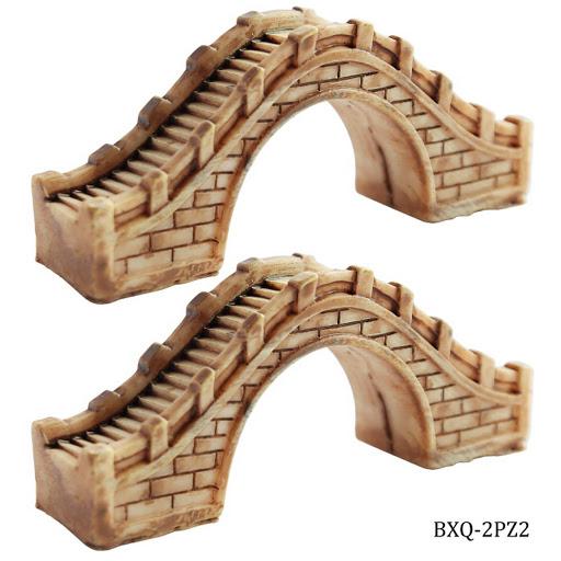 Miniature Bridge set of 2 (BXQ-2PZ2)