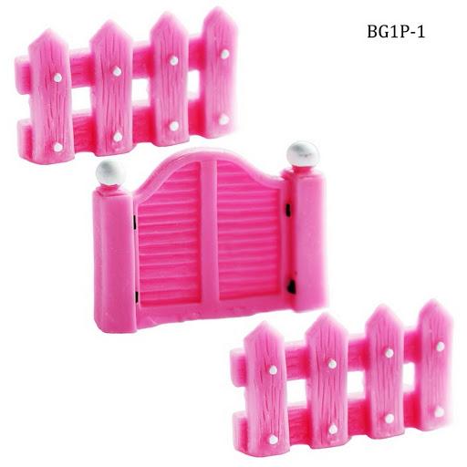 Miniature Garden Fence set (BG1P-1)