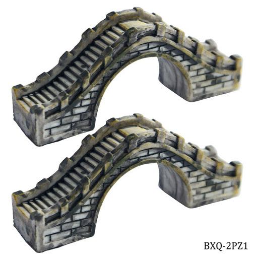Miniature Bridge set of 2 (BXQ-2PZ1)