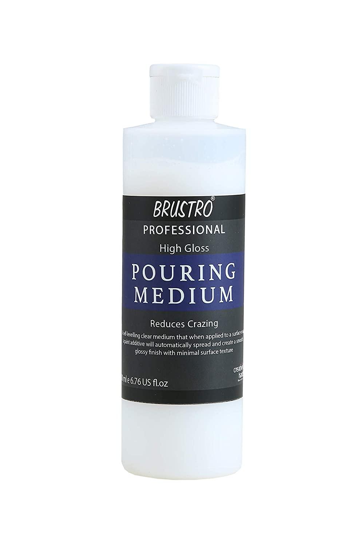 BRUSTRO Pouring Medium 200 Ml