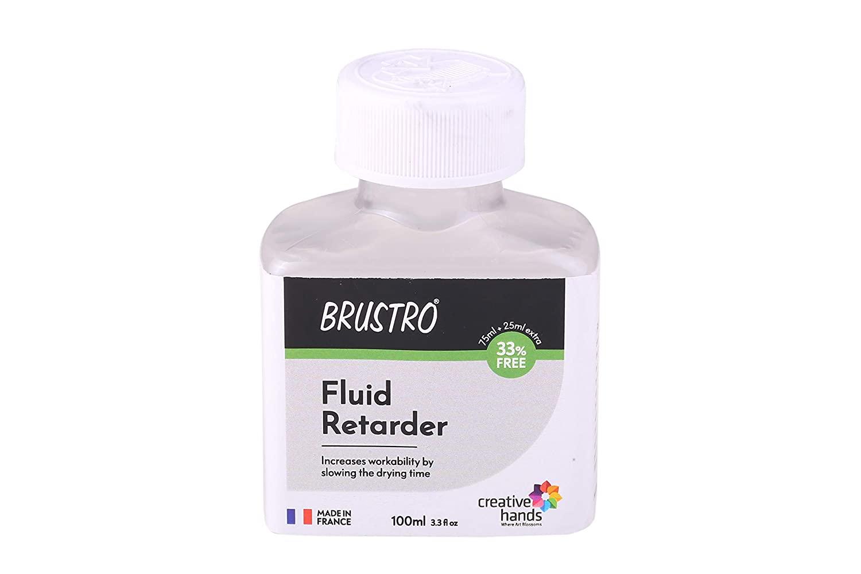 Brustro Professional Fluid Retarder 100ml (75ml + 25ml Free)