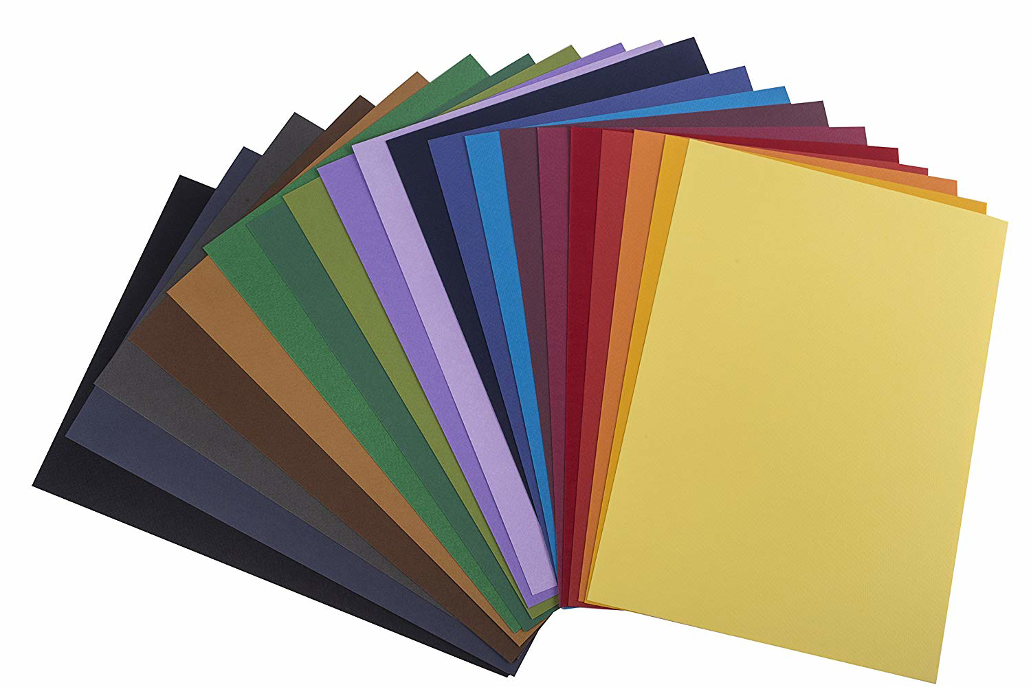 Brustro Pastel Assorted-Bright Paper 160gsm A3 (20 Sheets)