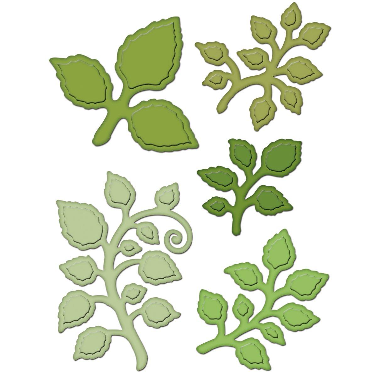 Heartfelt Creations Classic Leaf Die HCD1736